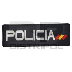 """Parche Chaleco """"Policia"""""""