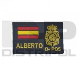 Parche CNP España