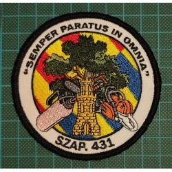 Parche Zapadores UME 431